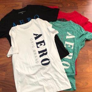 Aero Mens T-shirt bundle tees